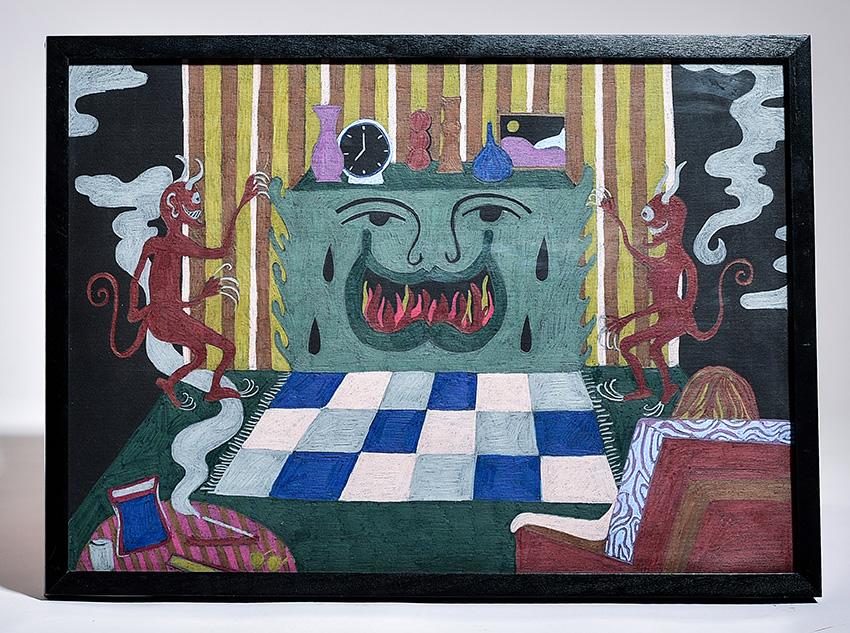 Demons in the Living Room