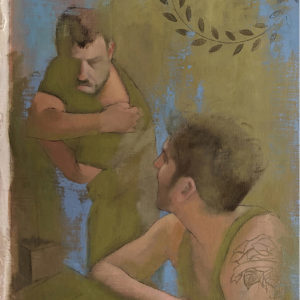 Two Soldiers – Diptych