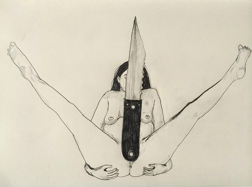 הסכין