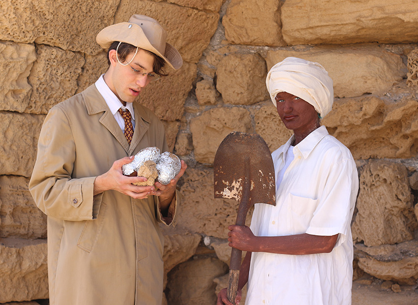 Ludwig and Muhammad