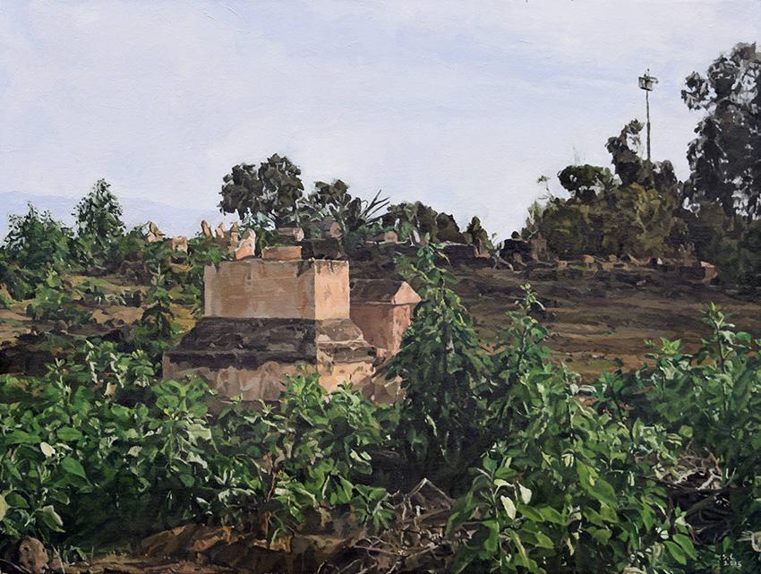 בית הקברות הישן