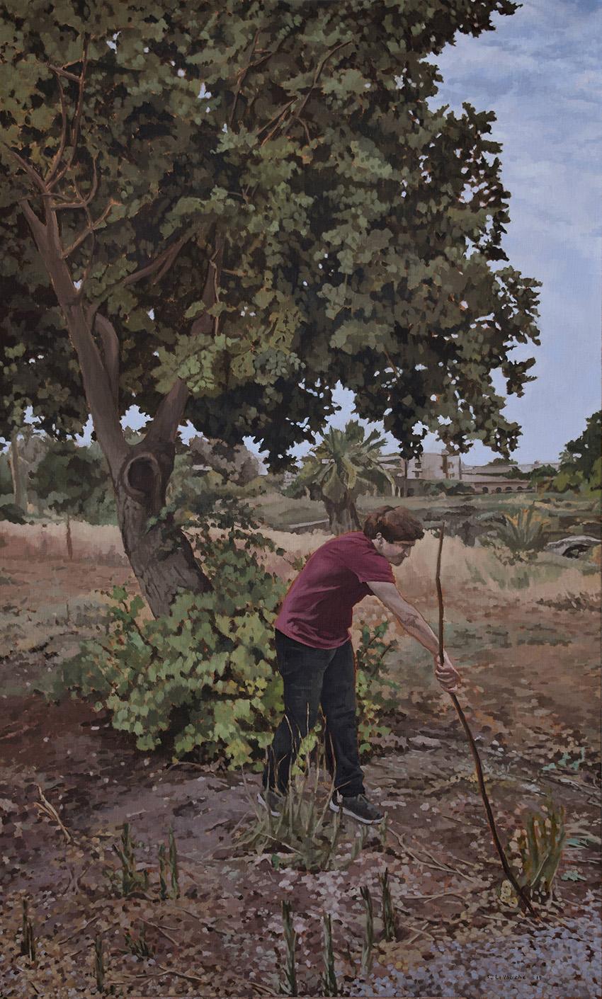 שני דורות ועץ חרוב