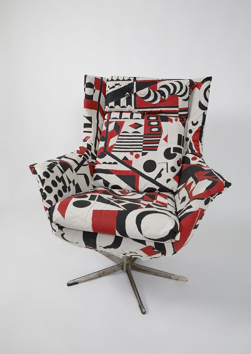 כורסא מצויירת