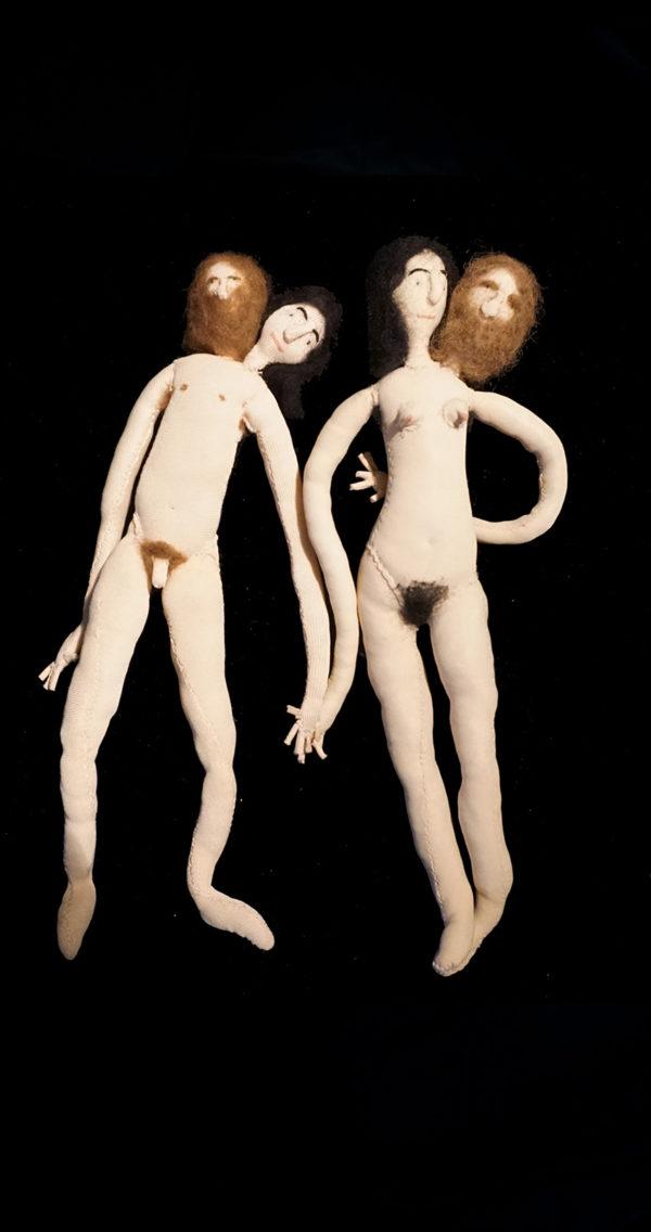 אדם וחוה חוה ואדם