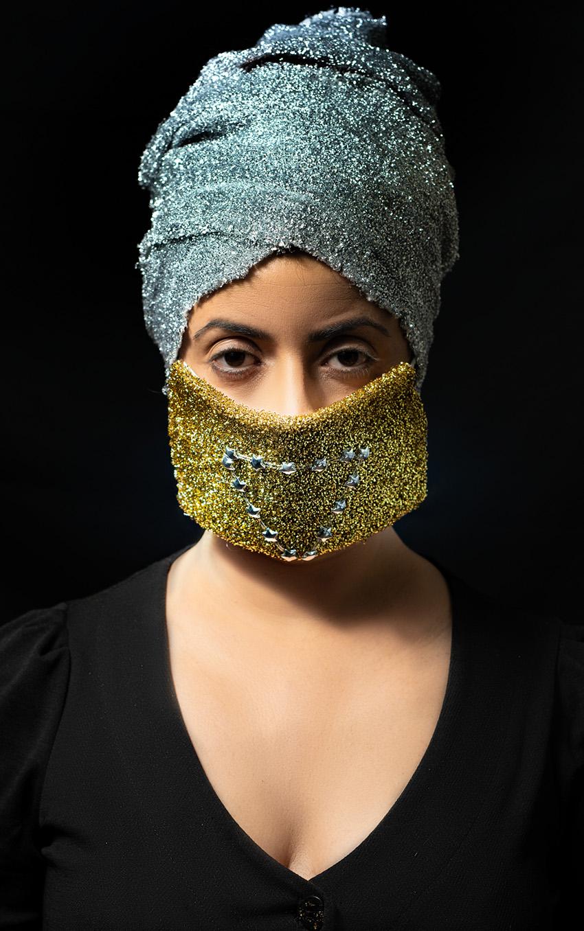 Designed Corona Mask