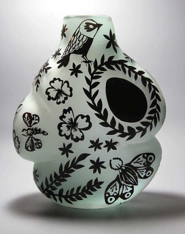 Mint Vase