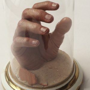 Hand in A Jar
