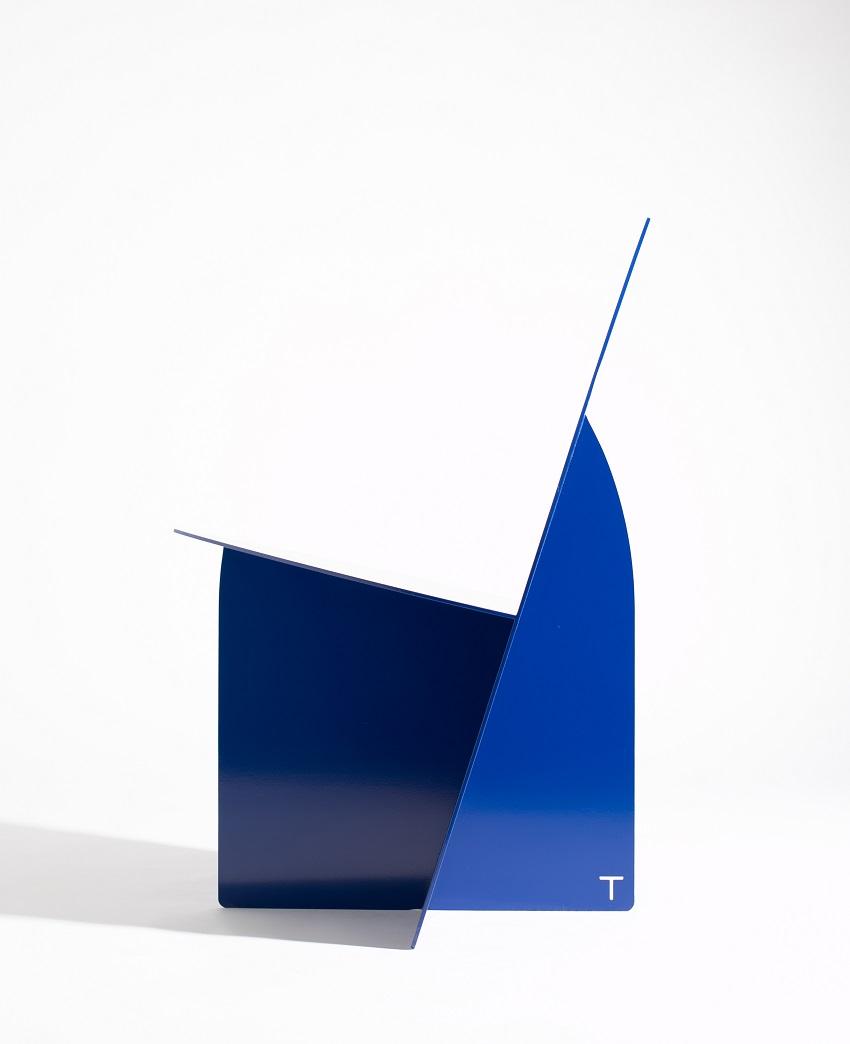 כסא יפואי נמוך – צבע