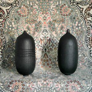 Burnt Vase XL #3