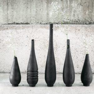 Burnt Vase S