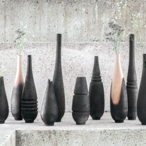 Burnt Vase M