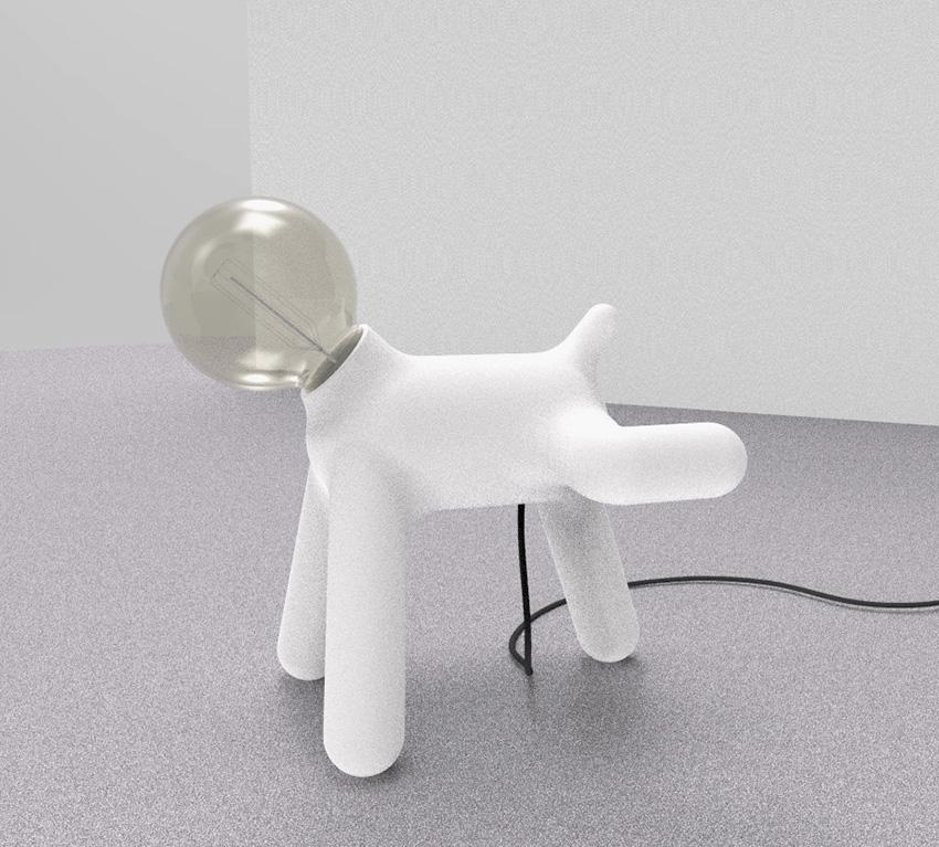 Naughty Dog Ultra White