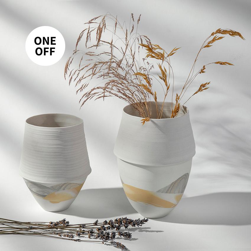 Big and Mid Desert Vase