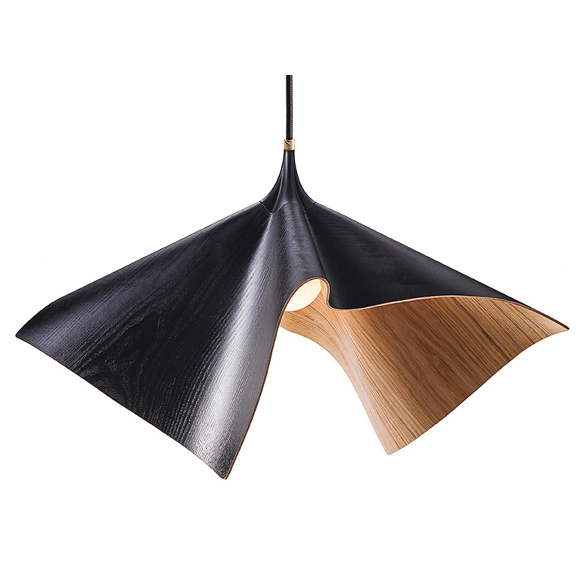Bloom P – Light Wood & Black