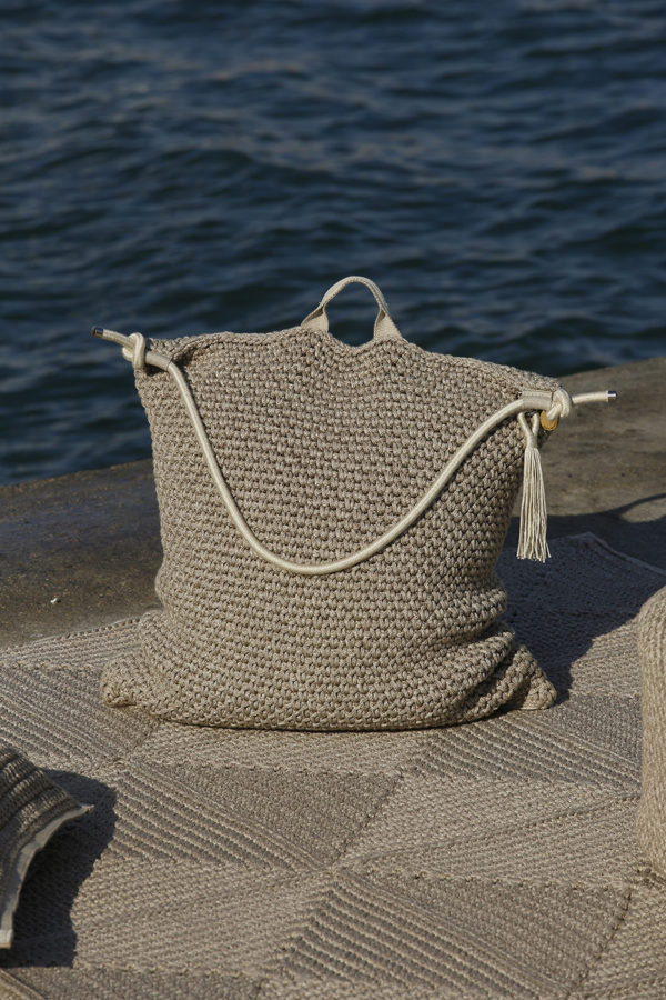 Bag Cushion – Earth