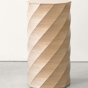 Twisted Table – Oak